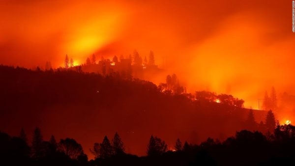 UC Deadline Extended For Students Affected By Wildfires