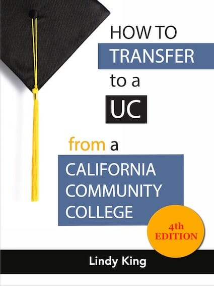 How to transfer to a UC 4th edition