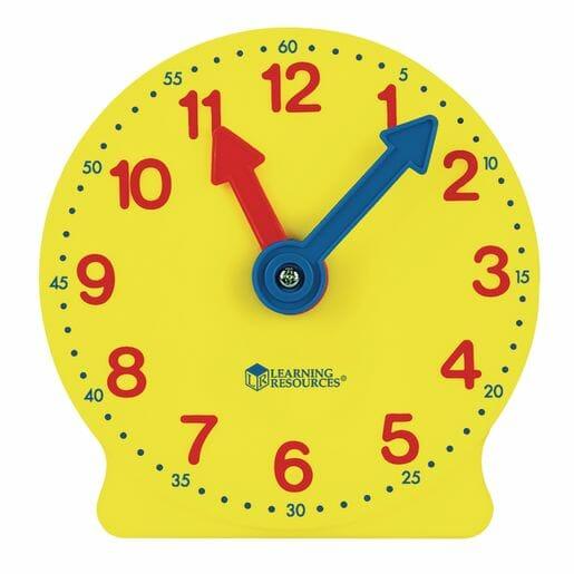 UC TAU time frame