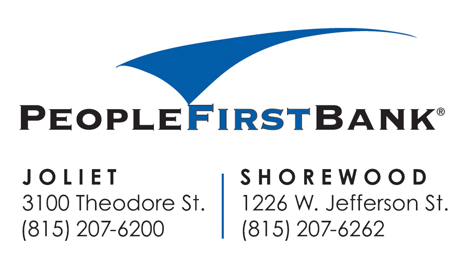 Silver Sponsor People First Bank