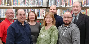Shorewood Troy Library trustees