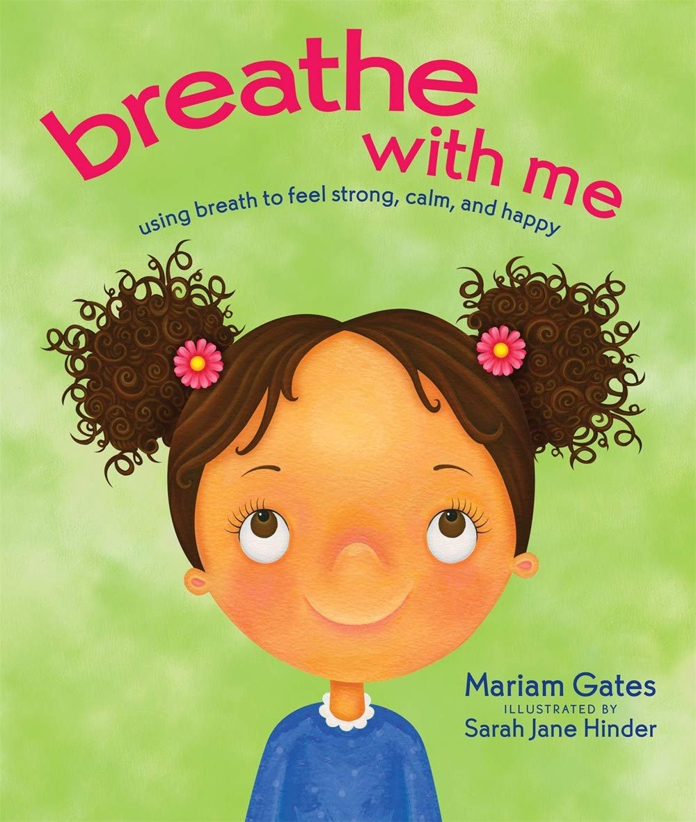 Breathe with Me guides young ones ages four through eight through eleven exercises to promote body awareness, calm anger and temper tantrums, self-soothe in fearful new situations, energize in the morning, and relax at bedtime. Through visualization and play, this engaging breath-by-breath journey teaches children an essential set of self-care skills that will benefit them for a lifetime.