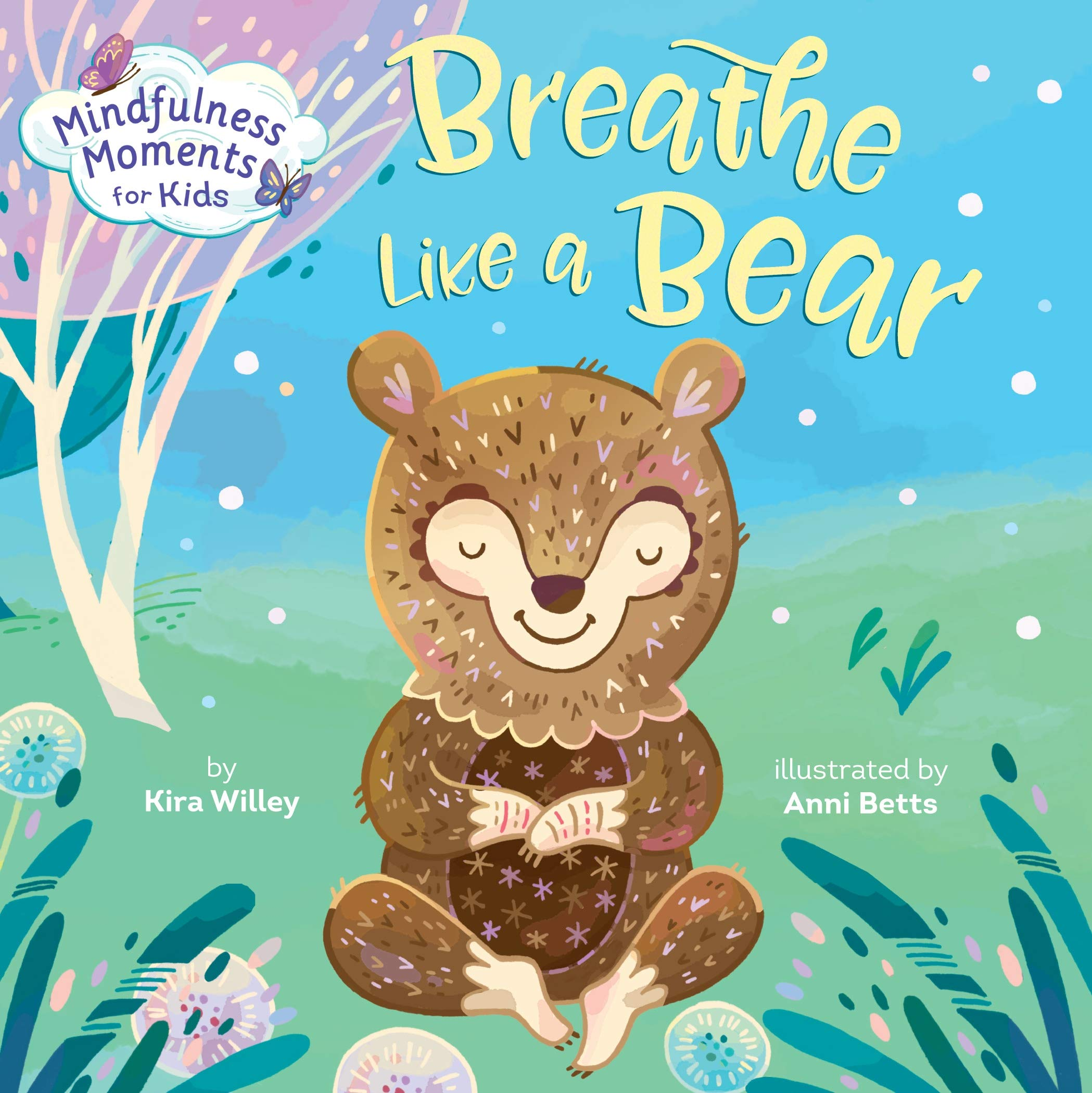This beautifully illustrated collection of mindfulness exercises is designed to teach kids techniques for managing their bodies, breath, and emotions. Best of all, these thirty simple, short breathing practices and movements can be performed anytime, anywhere: in the car on the way to the grocery store, during heavy homework nights at home, or even at a child's desk at school.