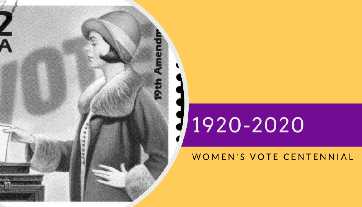 Women's Voting Rights Centennial