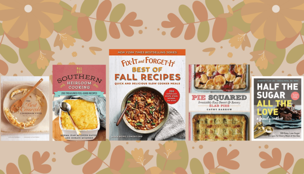 Fall Fun Cookbooks