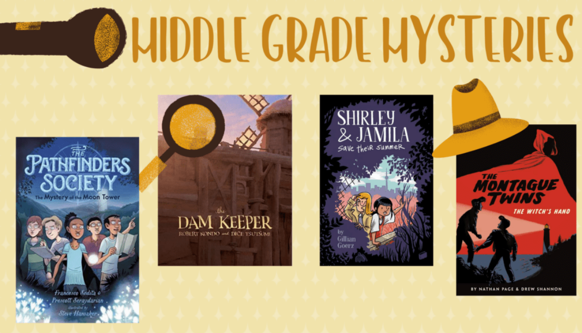 Middle Grade Mysteries
