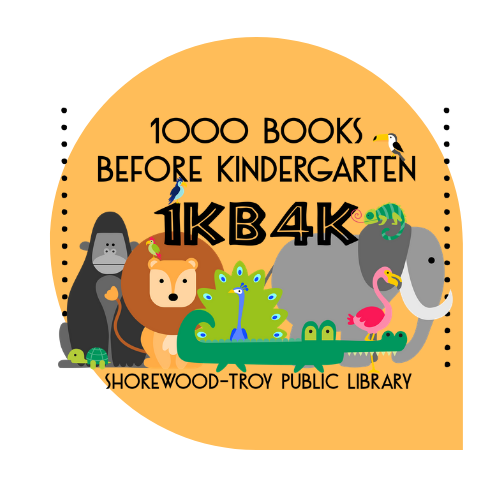1000 Books Before Kindergarten icon