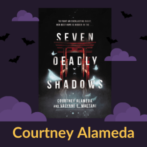 Seven Deadly Shadows by Courtney Alameda