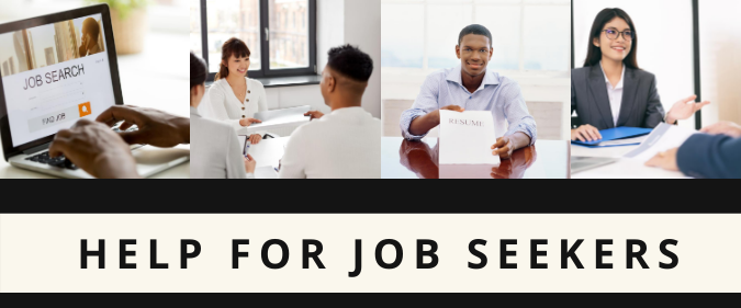 Help for Job Seekers