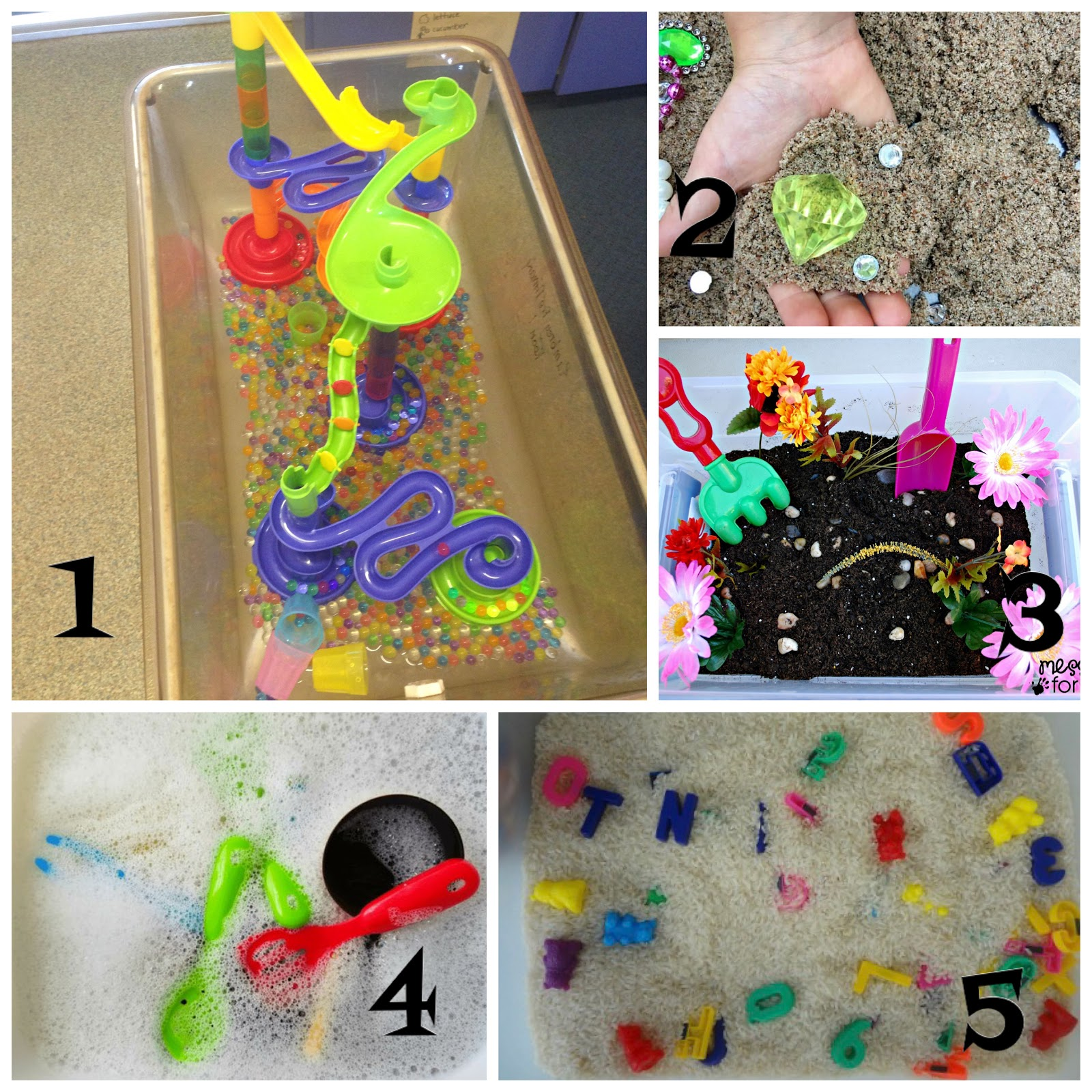 All the Feels: Easy Sensory Play Tips for Little Hands