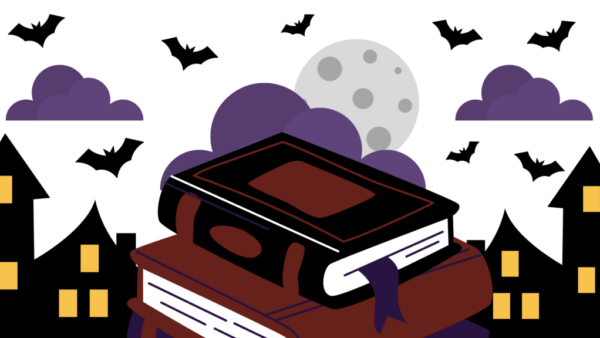 Spooky reads for October