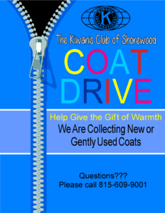 Kiwanis Coat Drive Flyer