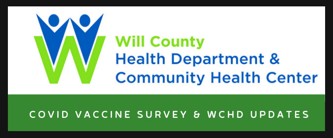 Will County Health Dept vaccine survey