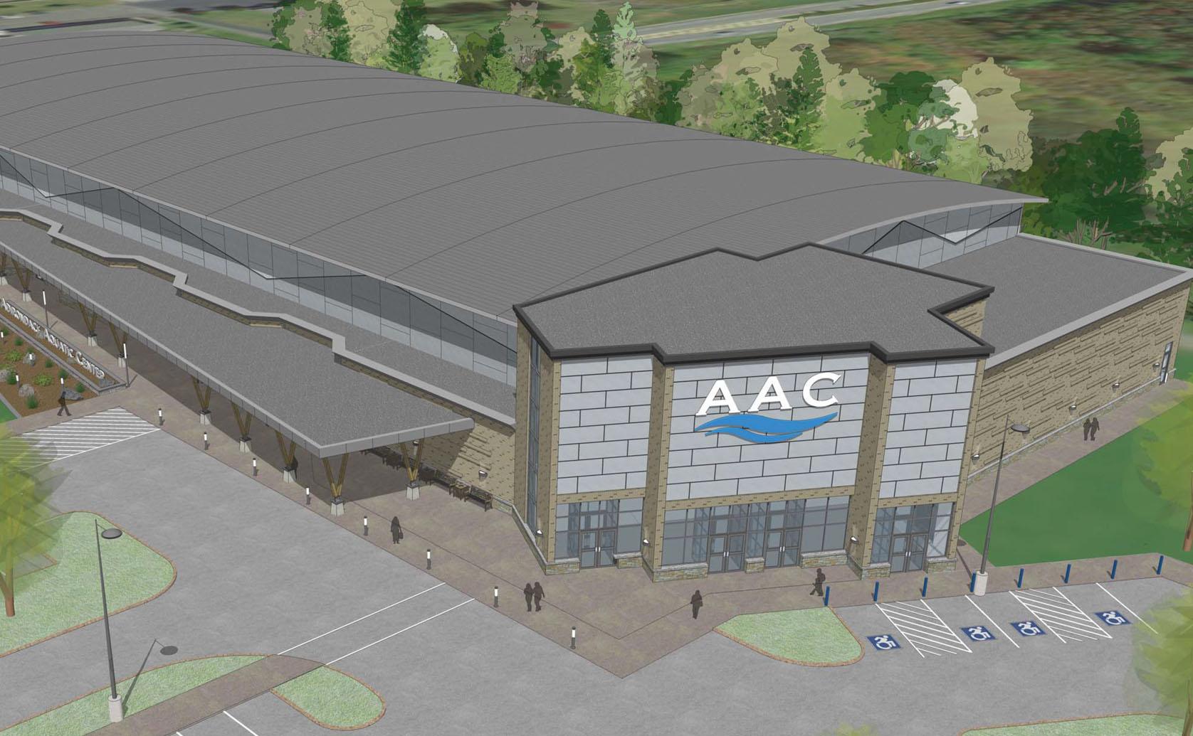 adirondack aquatic center