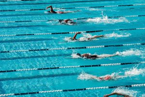 aquatic programs, swimming competitions