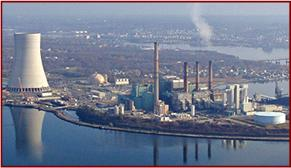 Brayton Point is one of New England's largest fossil-fueled generating facilities, consists of four generating units that produce enough electricity to power about 1.5 million homes.