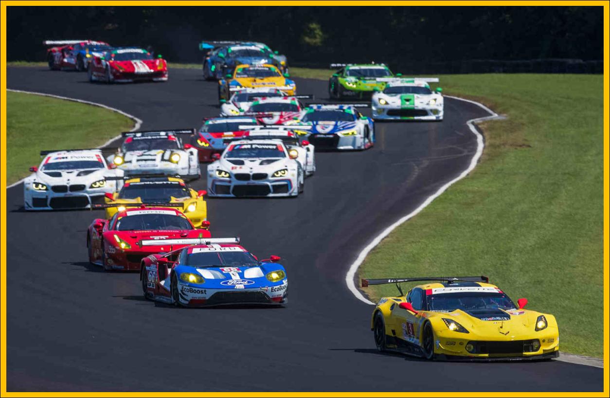 AutoInformed.com - Chevrolet Corvette C7.R  Wins at Virginia International Raceway - August 2016