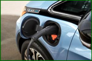 2017 Chevrolet Bolt EV - Recharging