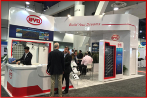 """AutoInformed.com on BYD Showcases its """"Fully Sustainable Power Solutions"""" at Solar Power International"""