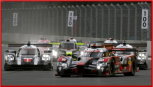AutoInformed on WEC Mexico City 2016 -Porsche left, Audi right