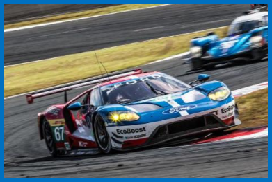 AutoInformed.com on Ganassi Ford GT at 2016 6 Hours of Fuji
