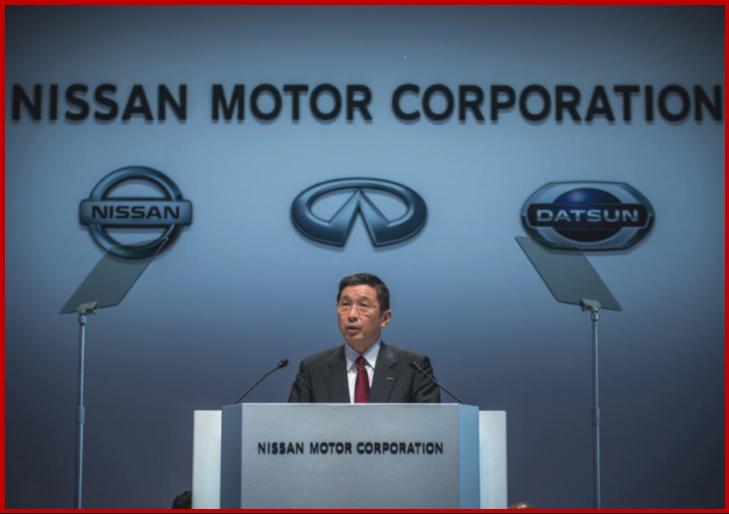 AutoInformed.com on New Nissan CEO Saikawa