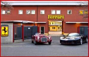 AutoInformed.con on Ferrari 70th Aniversary.