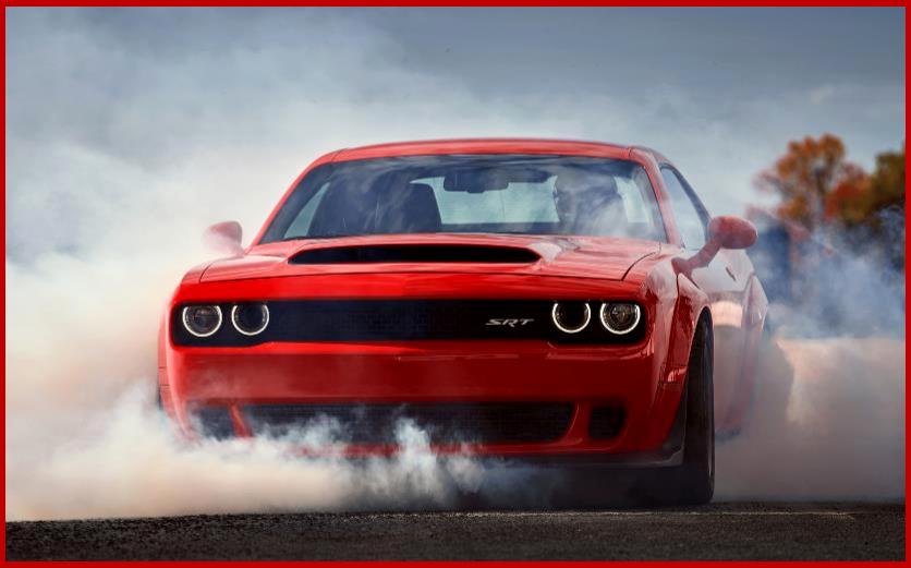 AutoInformed.com on Dodge Challenger SRT Demon