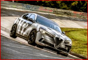 AutoInformed.com on Alfa Romeo Stelvio Quadrifoglio at Nürburgring
