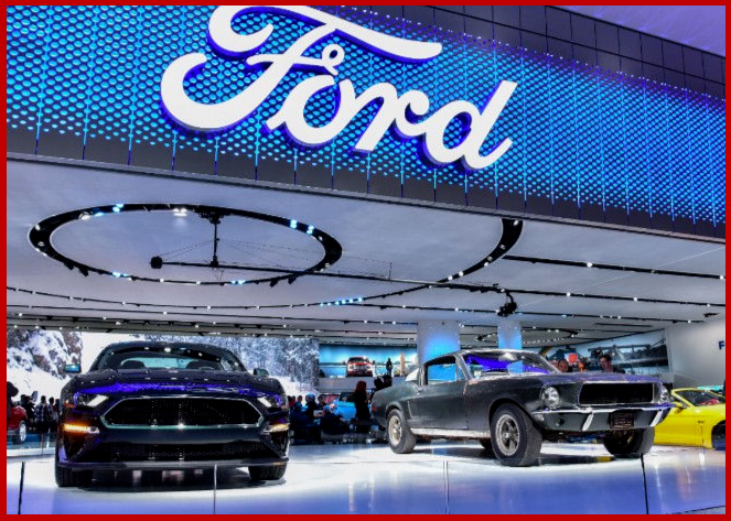AutoInformed.com on Mustangs at NAIAS