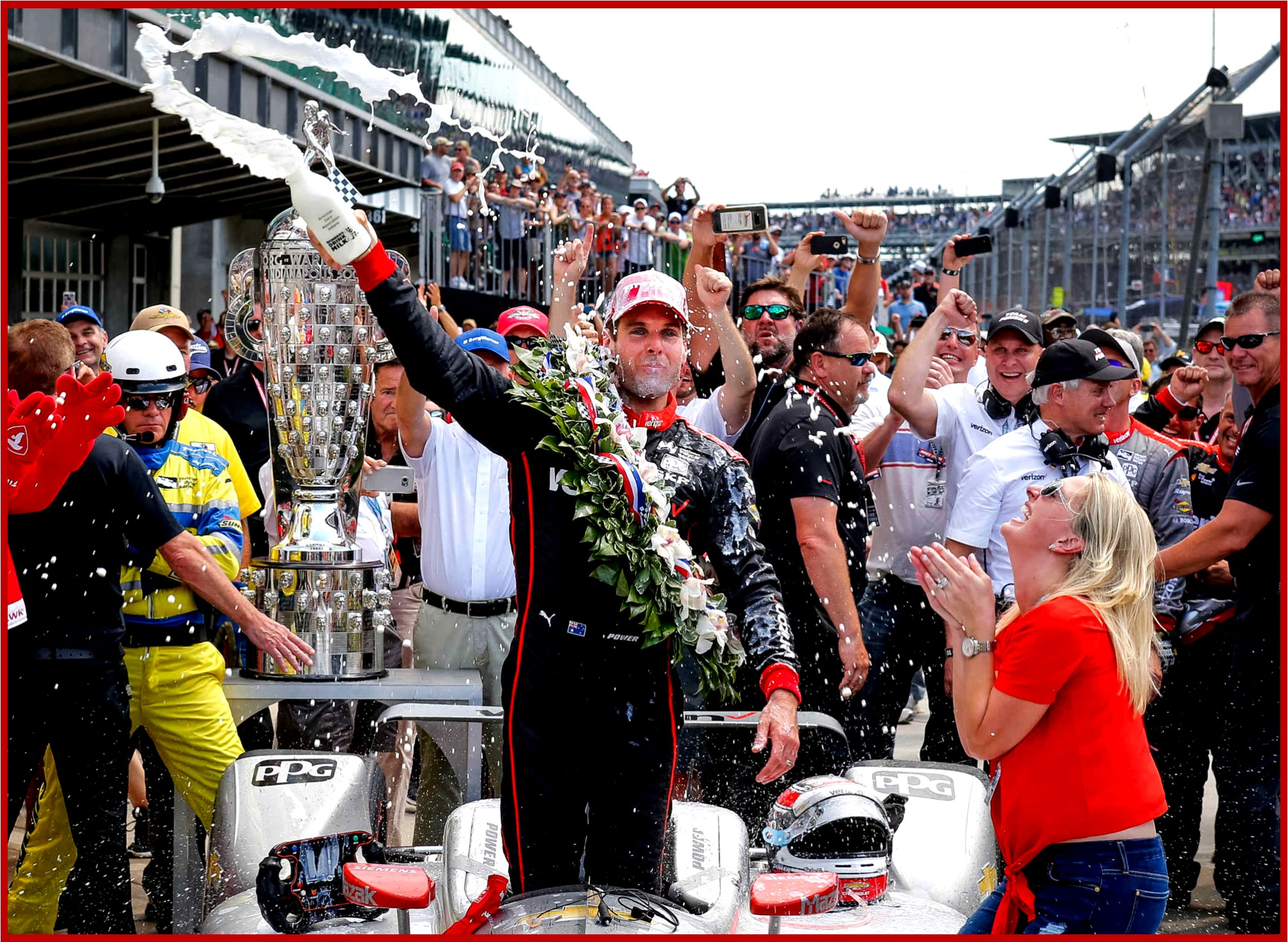 AutoInformed.com on Indy 500