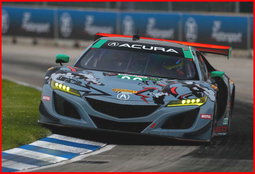 AutoInformed.com on 2018 Detroit Grand Prix Sports Car Racing