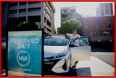 AutoInformed.com on Toyota HUI Car Sharing Program