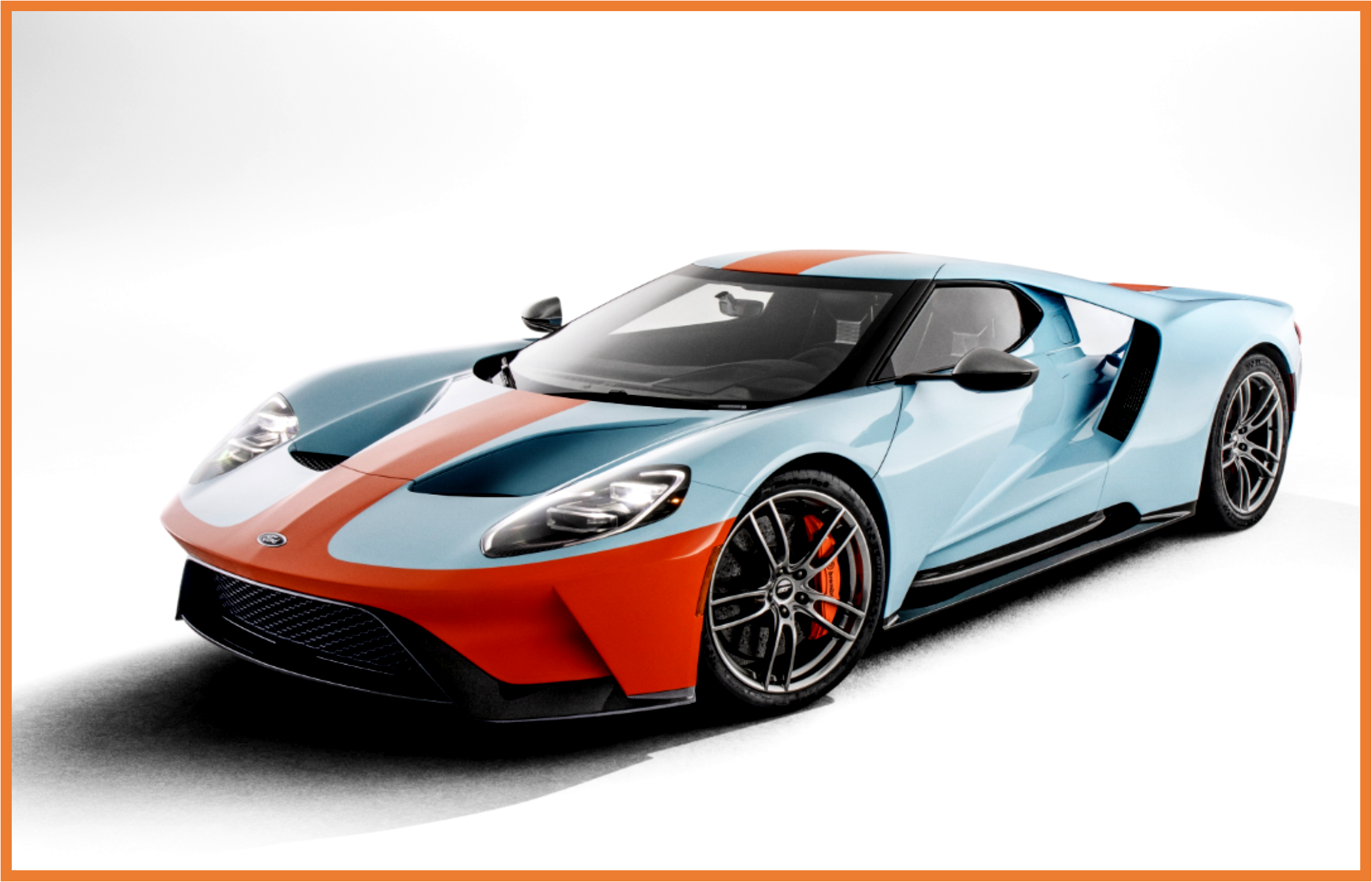 AutoInformed.com on Ford GT.