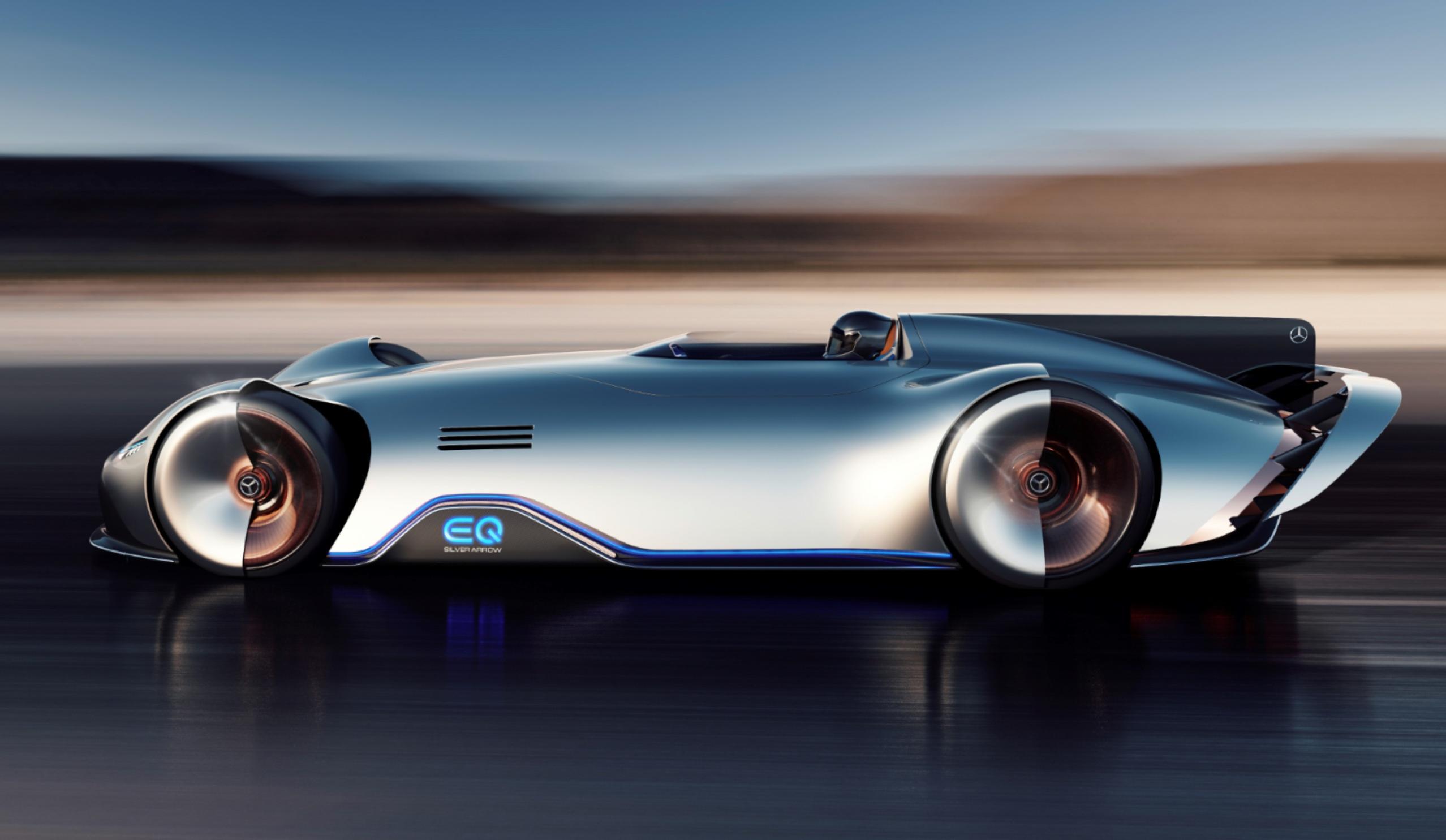 AutoInformed.com on Mercedes-Benz EQ Concept