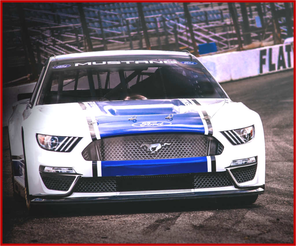 AutoInformed.com on NASCAR - Ford Mustang 2019