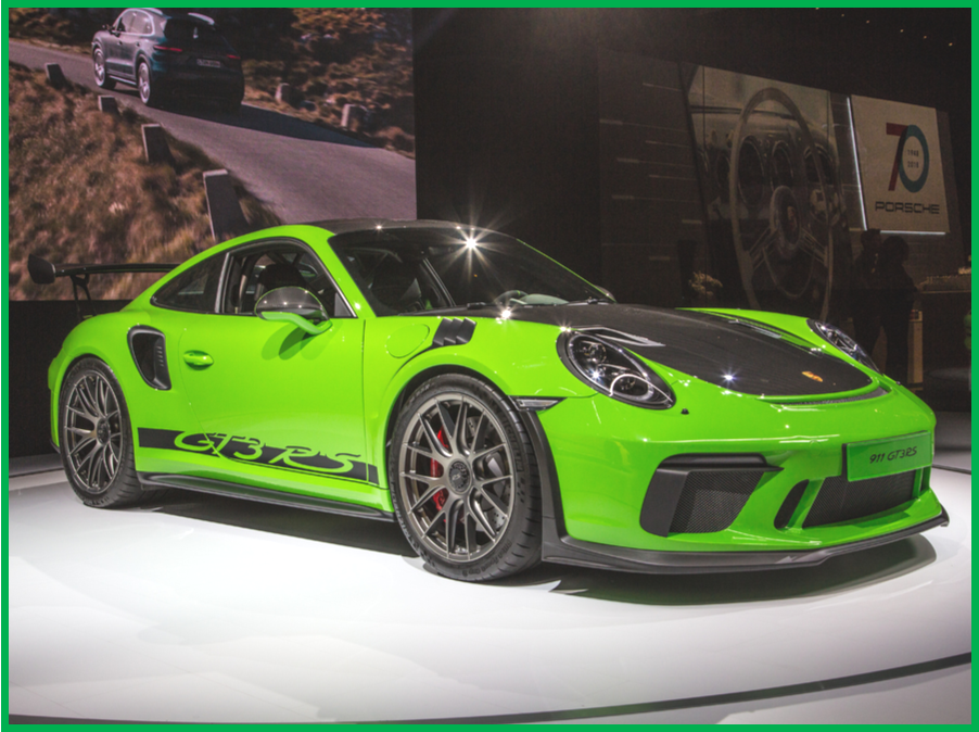 AutoInformed.com on Porsche 911 GT3 RS - 2018 New York International Auto Show