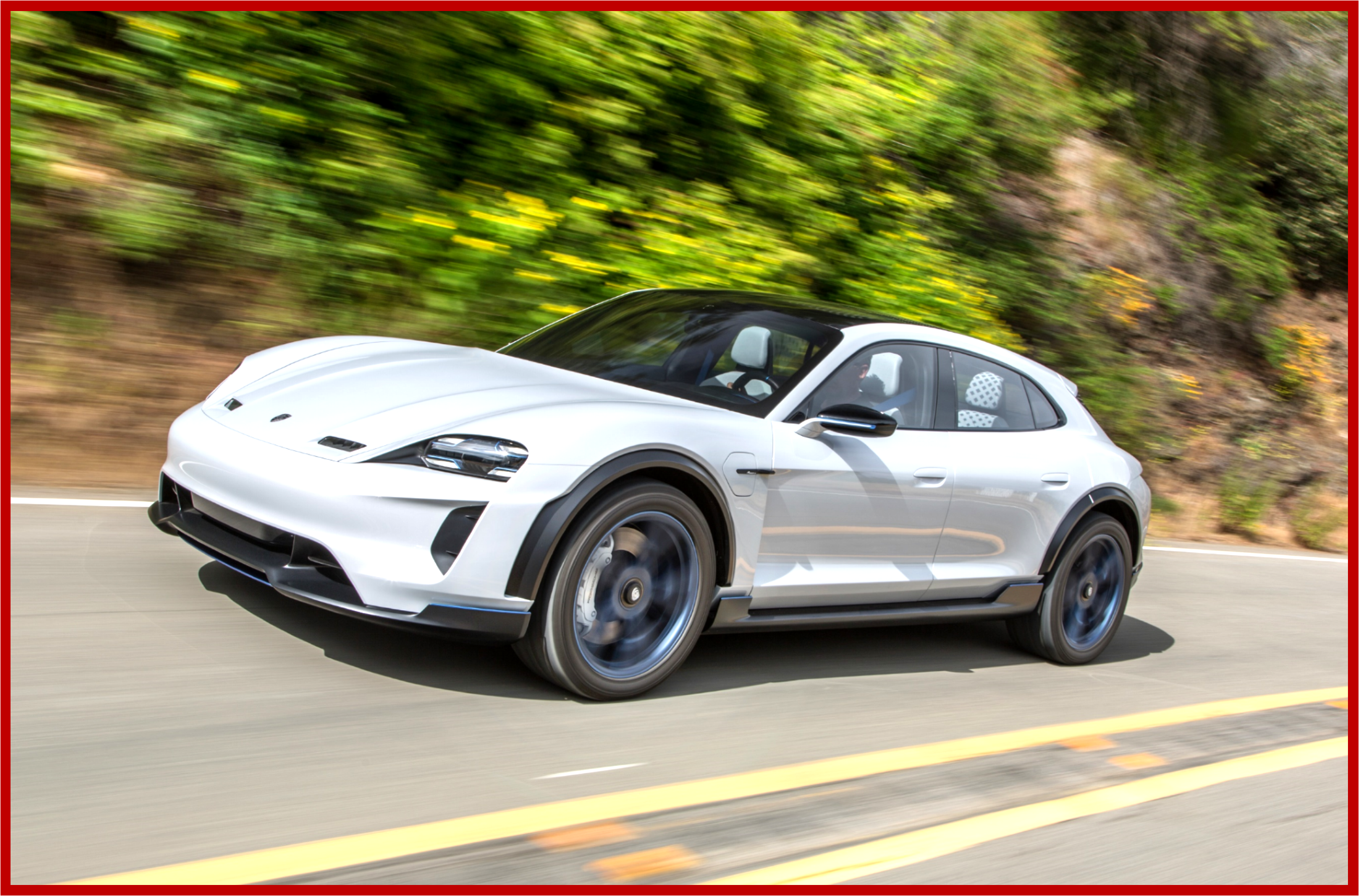 AutoInformed.com on 2019 Porsche Mission E Cross Turismo