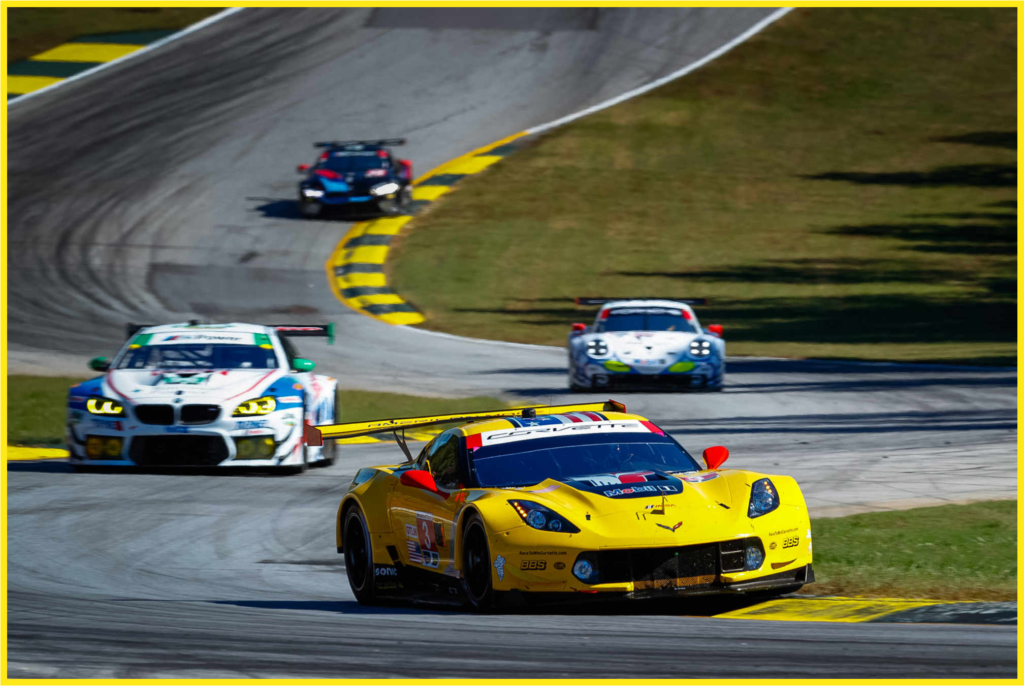AutoInformed.com on IMSA GT Le Mans - GTLM