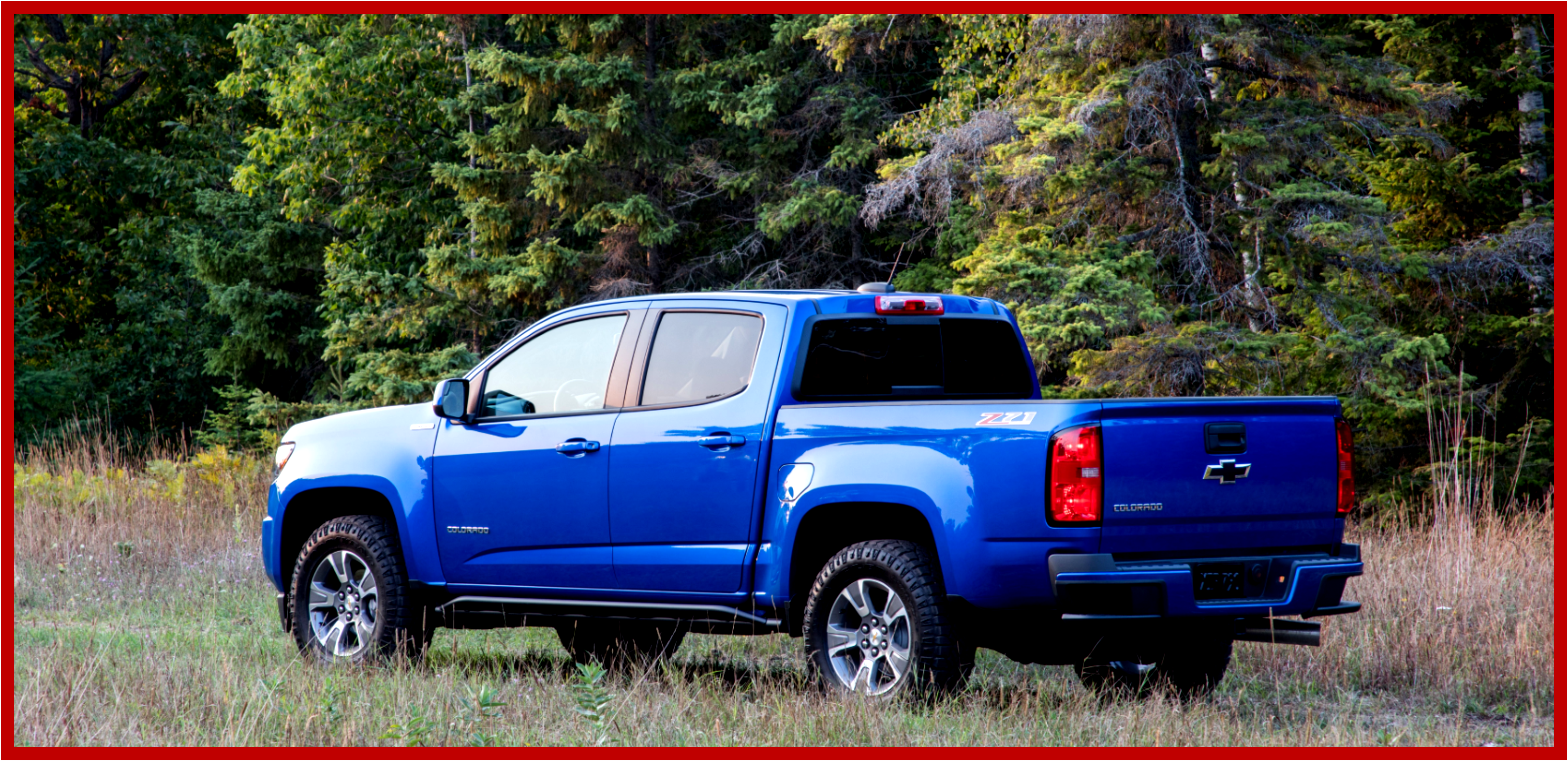 AutoInformed.com on 2019 Chevy Z71 Colorado Trail Runner