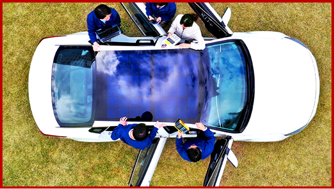 AutoInformed.com on Hyundai Motor Group Reveals Solar Charging System Technology