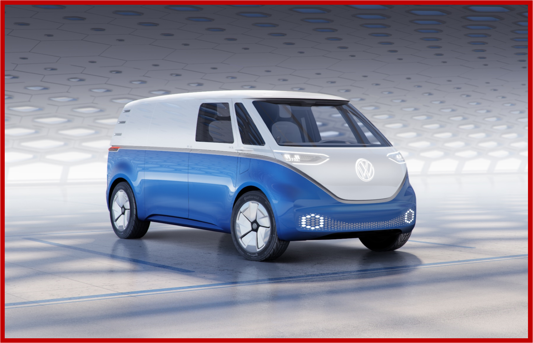 AutoInformed.com on the VW I.D. Buzz Cargo based on the I.D. family
