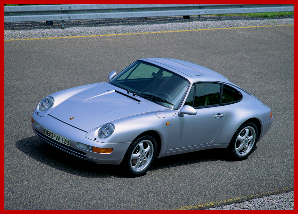 AutoInformed.com on The type 993 - Porsche 911 Carrera Coupé (1993 - 1998)