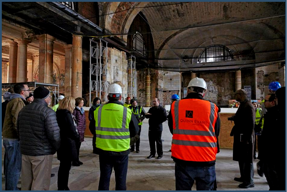 AutoInformed.com on Ford Begins Construction at Michigan Central Station