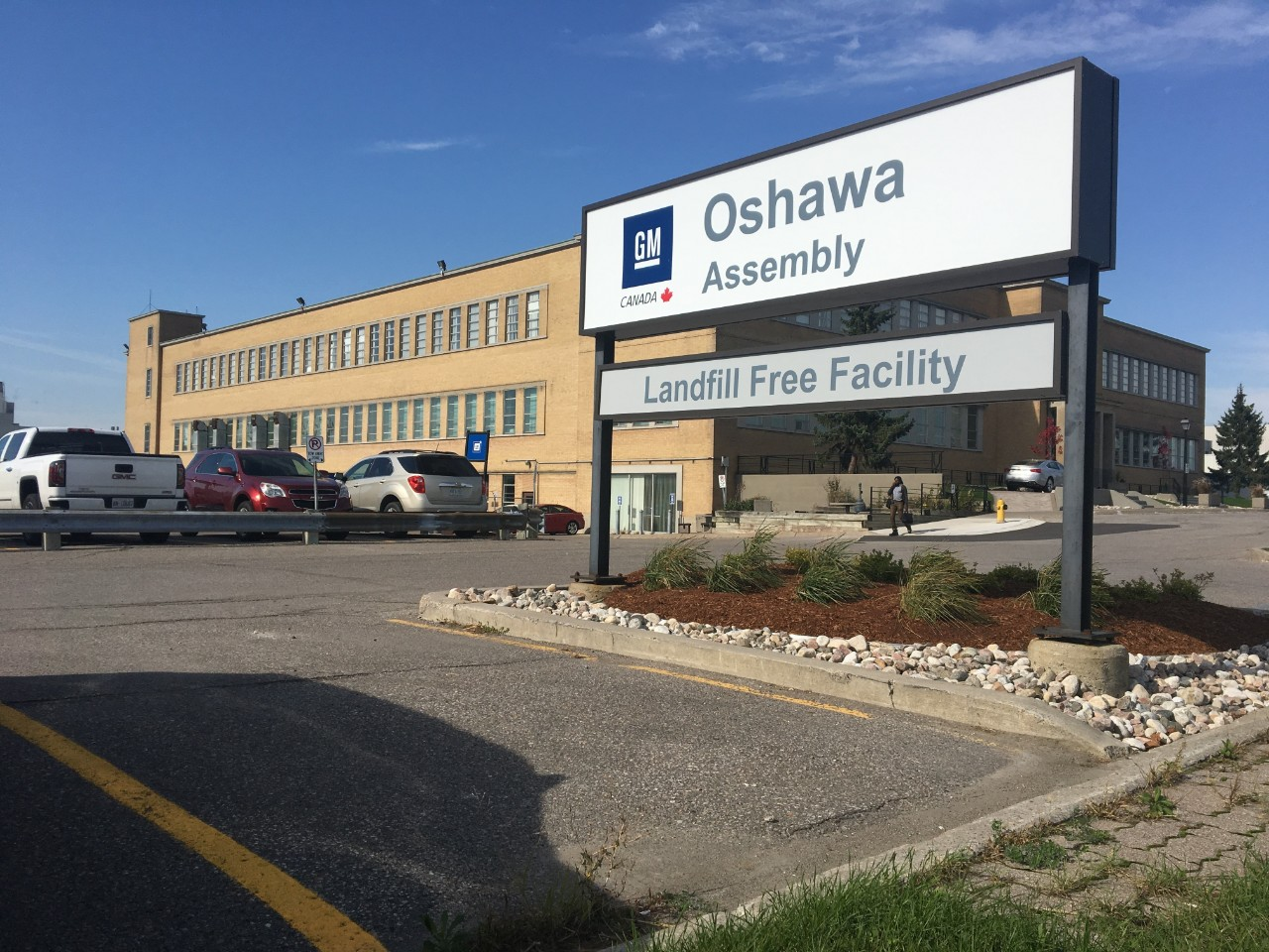 AutoInformed.com on GM Canada Oshawa Assembly Plant