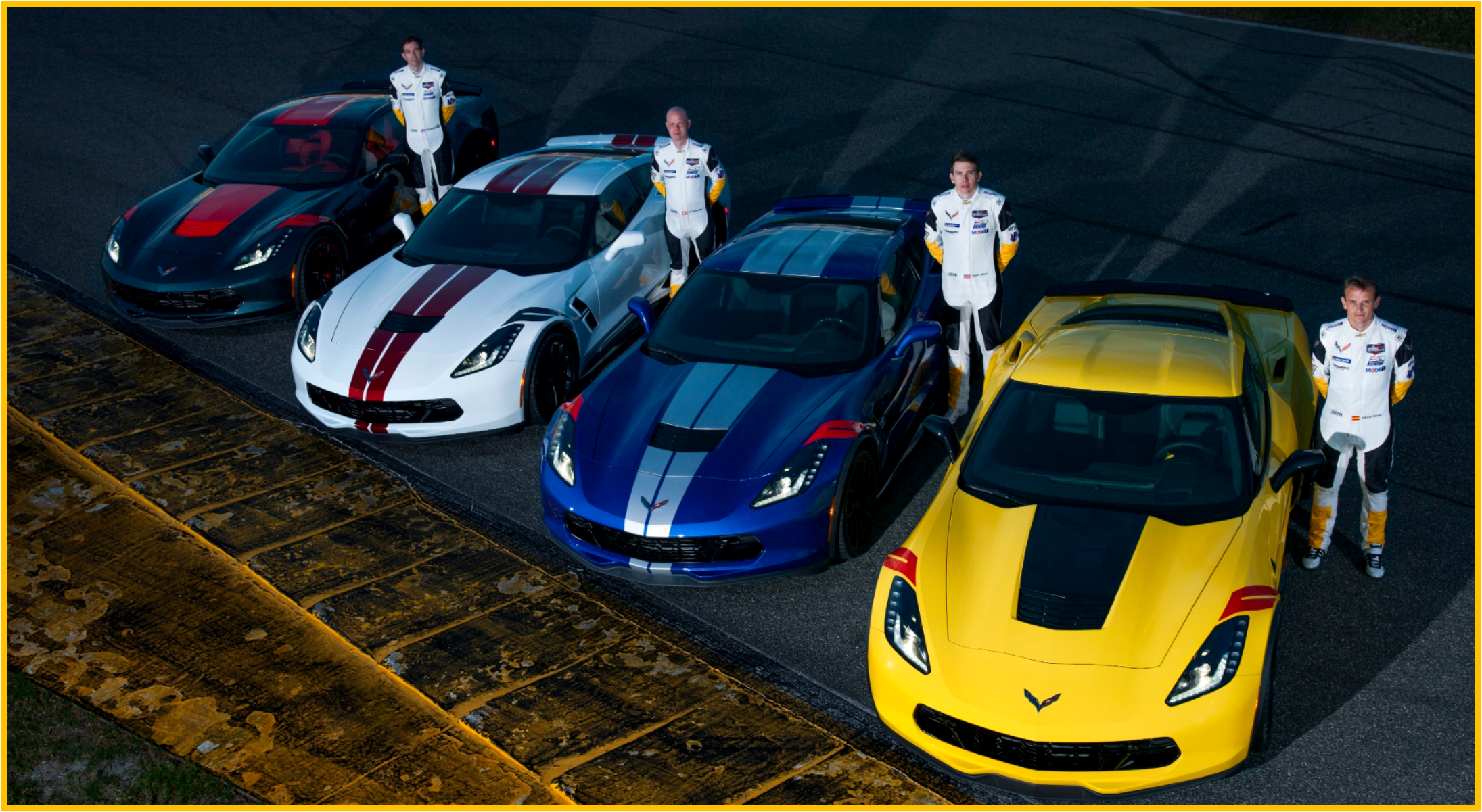 AutoInformed.com on 2019 Corvette Drivers Series special edition Grand Sport