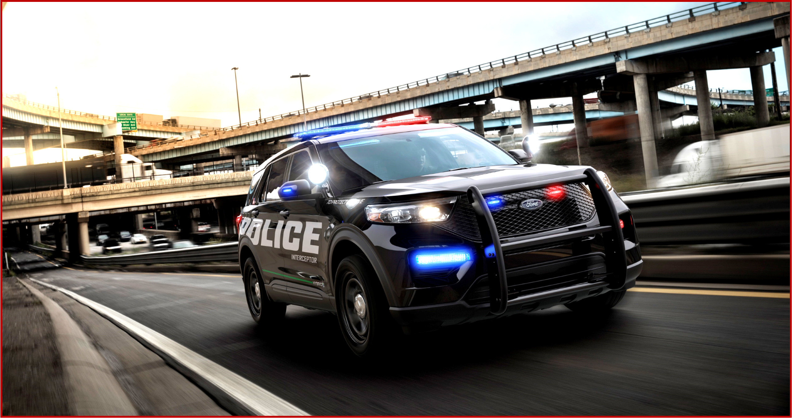AutoInformed.com on Ford 2020 Police Interceptor Utility