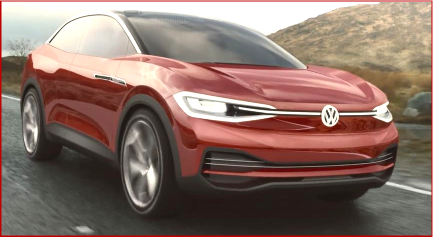 AutoInformed.com on VW ID. Cross Concept