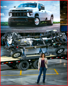 AutoInformed.com on GM Dividend and 2020 Silverado Heavy Duty.