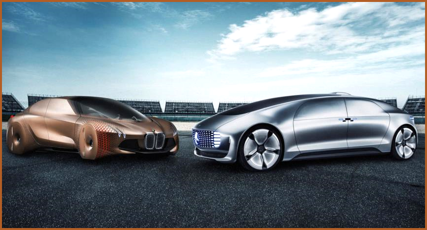 AutoInformed.com on BMW and Mercedes Autonomous Driving Concepts